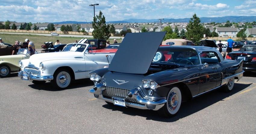 Highlands Ranch Car Show