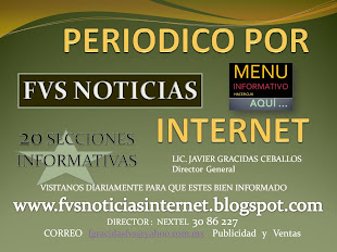 FVS NOTICIAS INTERNET & INTERNATIONAL PRESS TELEVISIÓN