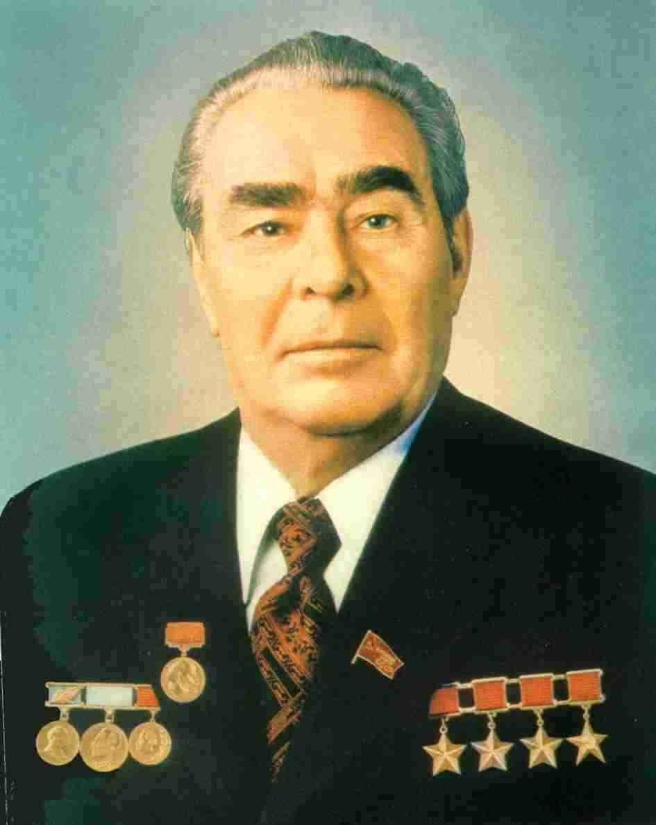 Leonid Brezhnev Net Worth