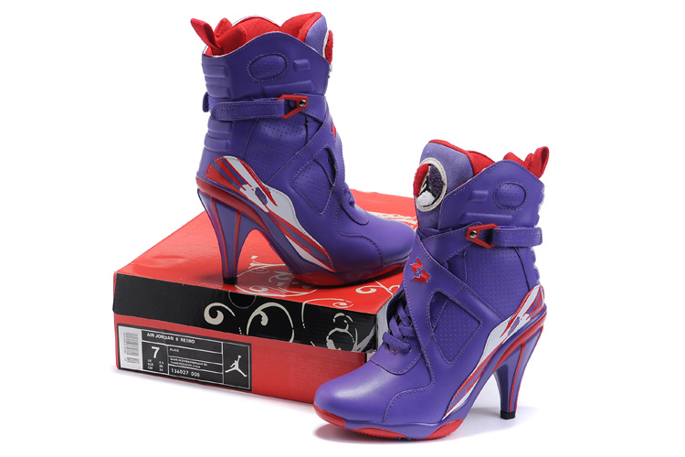 Jordan Heels For Women: A Fashion Style Of Jordan Heels. Nike 2011 Air Jordan 3.5 Retro Womens High Heels\\u0026amp;Boots Shoes White Blue