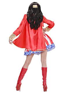 Supergirl kostume