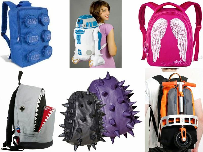 Необычные школьные рюкзаки берген рюкзак купить