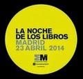 La Noche de los Libros, Literaturas Hispánicas UAM