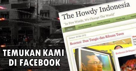 www.facebook.com/thehowdyindonesia