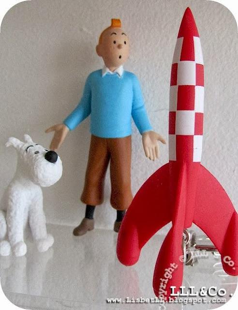 [ Tintin & Milou ]