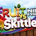 Fruit Ninja vs Skittles (Game chém trái cây phiên bản mới nhất ) :D