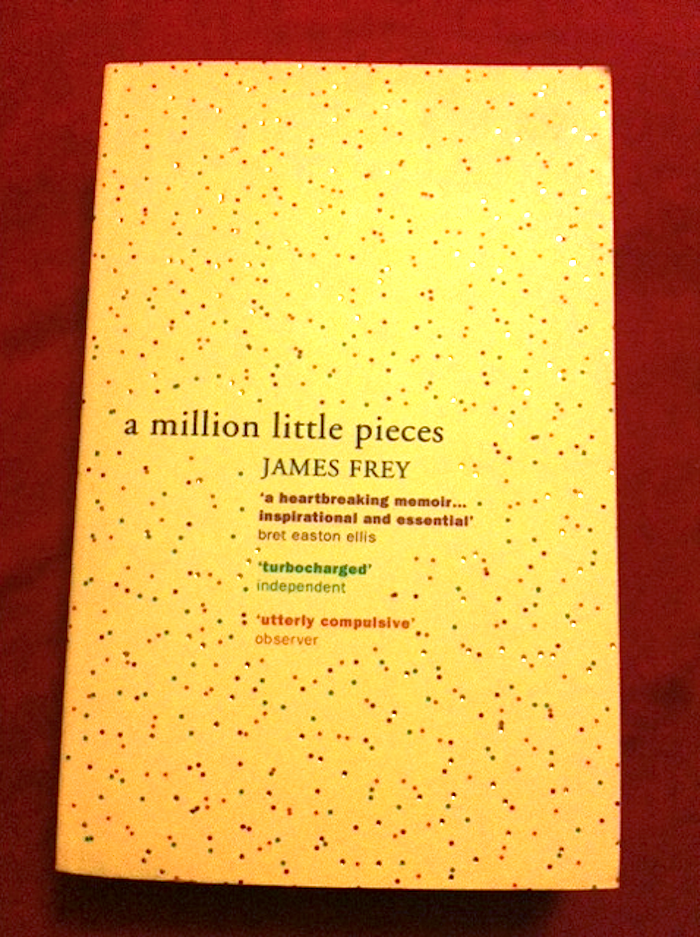 """a million little pieces summary chapter A million little pieces - plot and character summary simply stated this book is the story of one man's journey from addiction to recovery the author also tries to tell the story in such a way that it becomes something of a """"self-help"""" type book with a key message of overcoming addiction with hope."""
