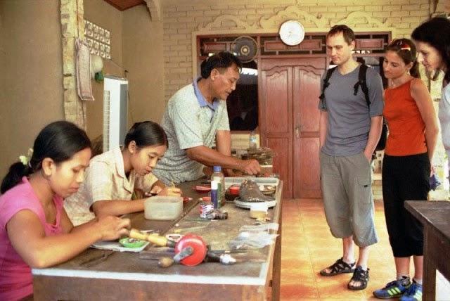 wisata bali desa celuk