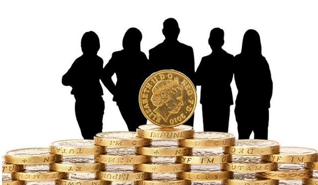 Monedas de ricos