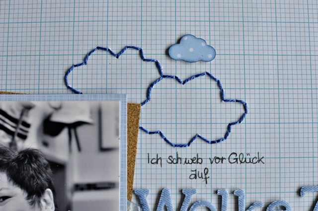 Komm Spielen | Scrapbooking Challenge im Forum von www.danipeuss.de