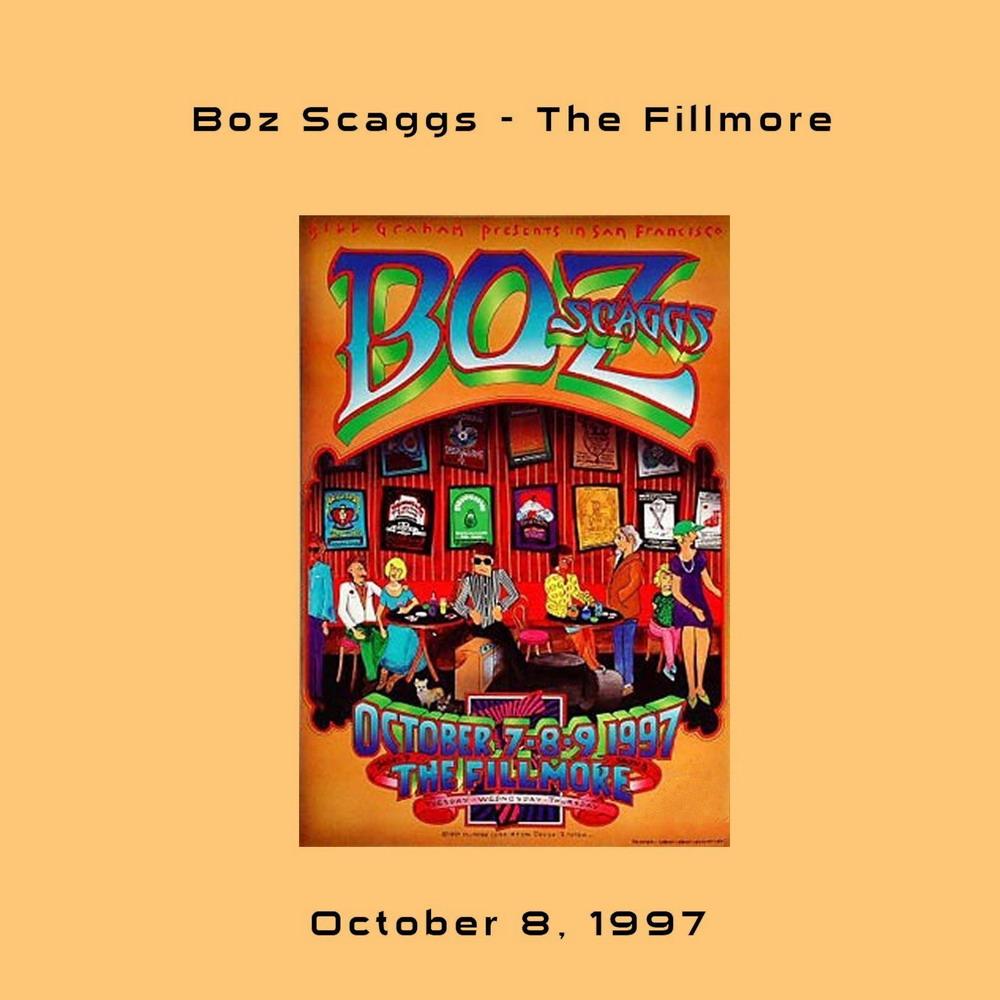 Boz Scaggs Jojo
