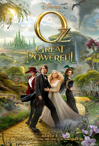 Oz the Great and Powerful (BRRip 3D FULL HD Español Latino)
