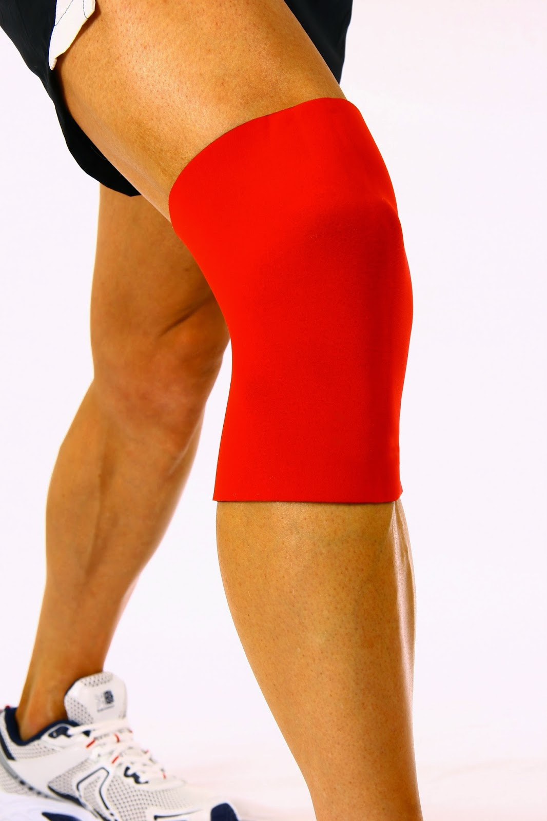 Compression Treatment for Knee Pain - Runners Knee