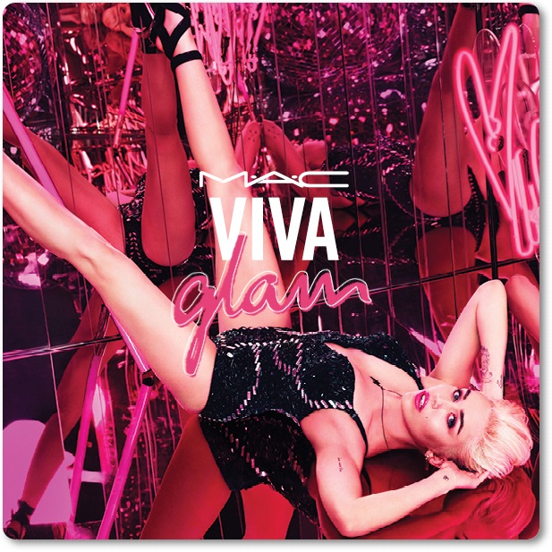 Mac Viva Glam Miley Cirus Hot Pink
