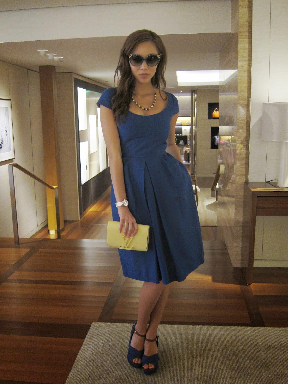 Louis Vuitton Summer 2014 Press Day