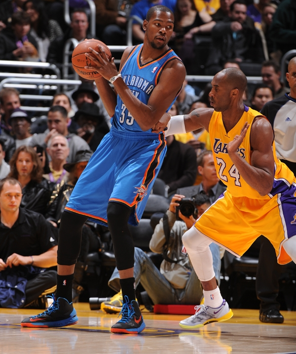 Lakers Week 10 Predictions Video: Thunder Brasil: Preview, Jogo 45