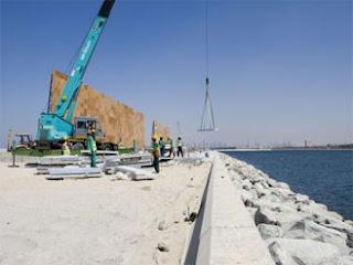 Bridge in Palm Deira