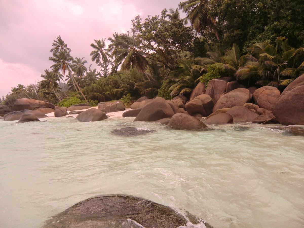 Вода-Сейшелы