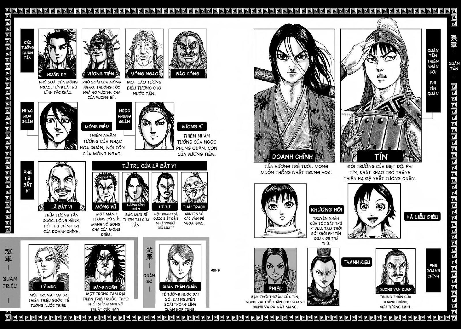 Kingdom – Vương Giả Thiên Hạ (Tổng Hợp) chap 273 page 5 - IZTruyenTranh.com