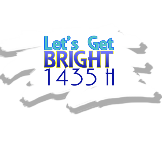 Let's Get BRIGHT