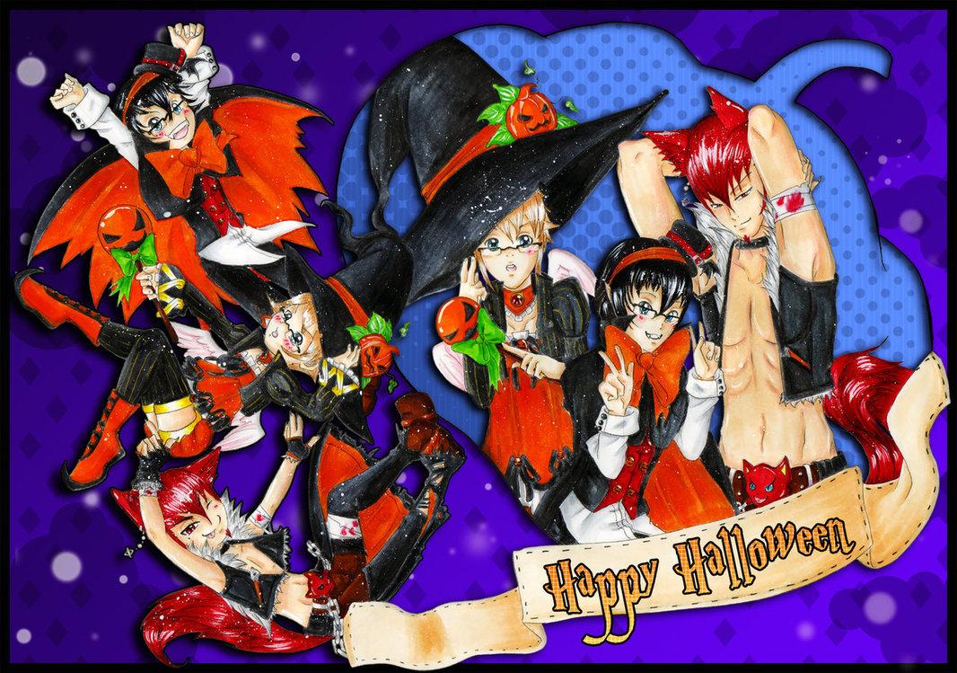 Best Wallpaper Halloween Joker - happy-halloween-by-joker  Trends_458945.jpg