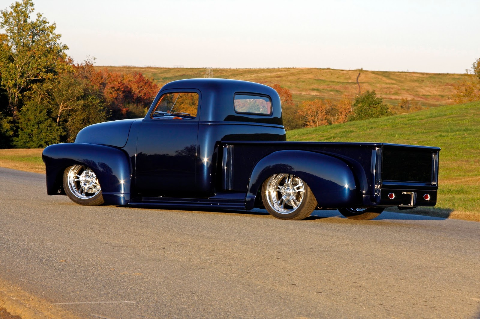 1952 Chevy Truck Best Lowrider
