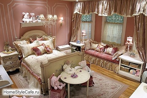 Pink Little Girls Bedroom Ideas | Bathroom Latest Collections
