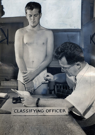 Classifying officer