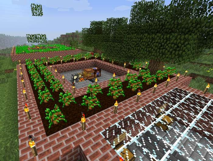 Forestry 1.5.2 Mod Automated Tree Farms Minecraft 1.5.2