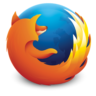 Novo logo do Firefox