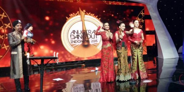 Daftar Pemenang Anugerah Dangdut Indonesia 2015