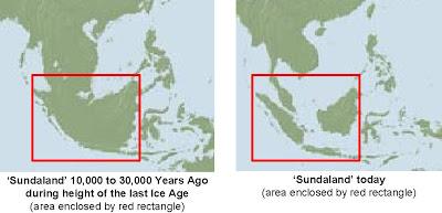 Arkeolog Amerika Serikat Meyakini Benua Atlantis itu Sundaland