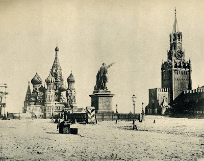 Plaza Roja 1896 Red Square