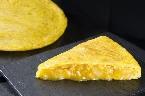 Tapa de tortilla