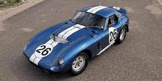 Shelby Daytona Cobra – 1965