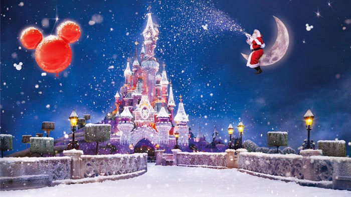 Disney Christmas Wallpaper - Free Christmas Wallpaper