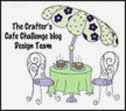 DT The Crafter's Cafe Challenge Blog