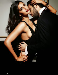 Sonam Kapoor Hot Photo Shoot For GQ Men Of The Year Oct 2013 Magazine