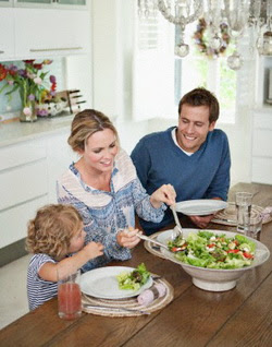 Balanced nutrition for children