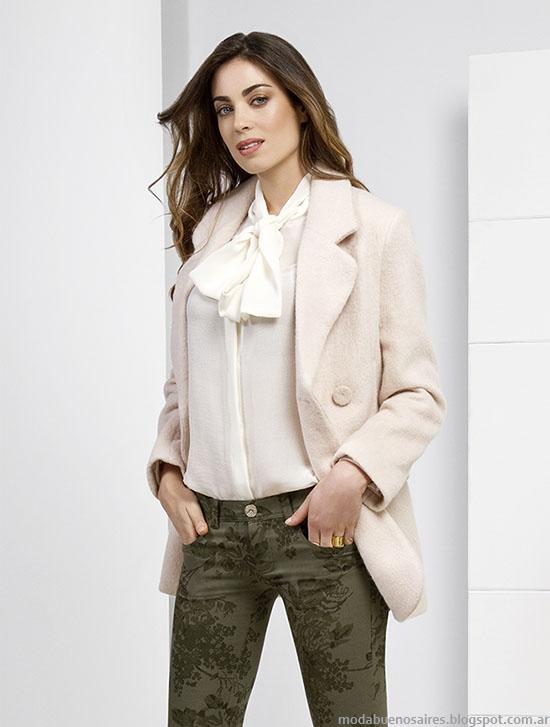 NMD otoño invierno 2015 pantalones y sacos de moda.