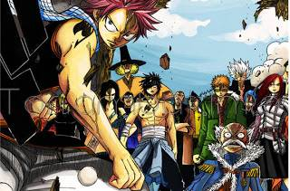 Fairy Tail 313 Indonesia