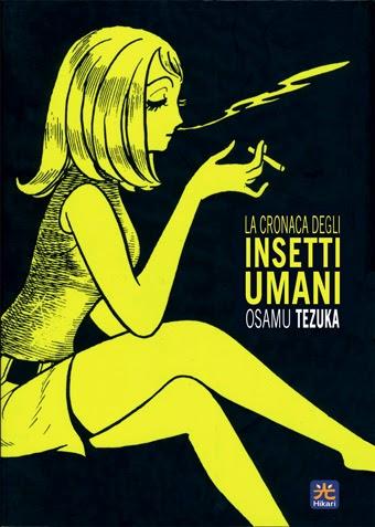 fumetti da regalare a natale cronaca-insetti-umani
