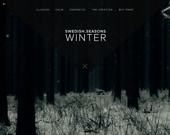 Swedish Seaon big image website