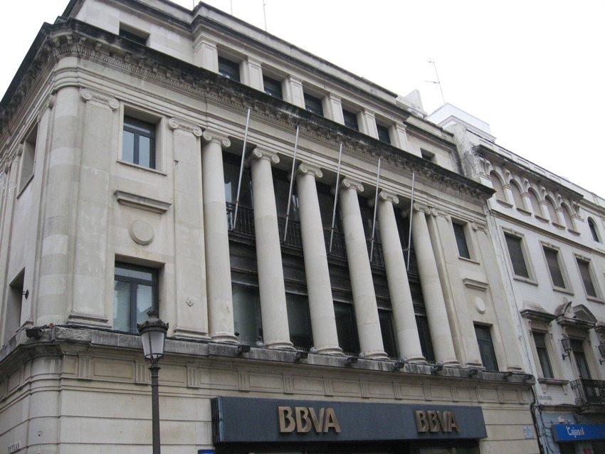 Jos galnares racionalismo y movimiento moderno for Casas del banco bbva