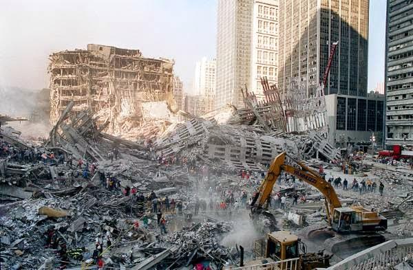 معلومات عن احداث الحادي عشر من سبتمبر 11 2001
