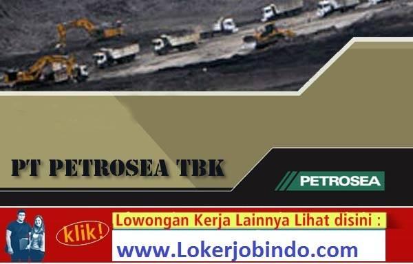 Lowongan Kerja PT. Petrosea Tbk 9 Posisi