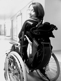 wheelchair after operation use protection