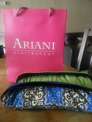Saya Dan Ariani..