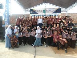 OSIS SMKN Rajapolah 2011/2012