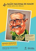Artista Selecionado - 4ª Salão Nacional de Humor José Lins do Rego - João Pessoa, PB (2016)